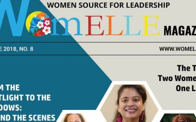 WomELLE  June 2018 Magazine Feature